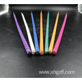 Flower Shape & Rotation Metallic Colors Incense Stick
