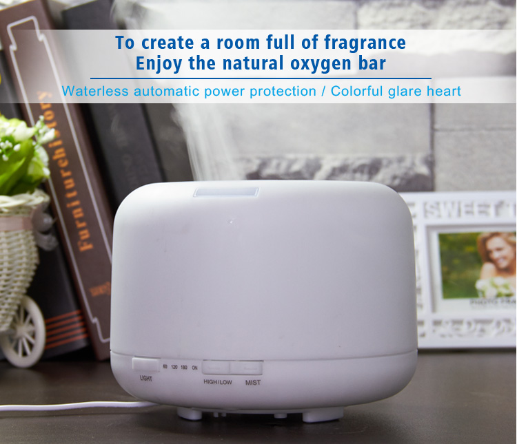 Fan Air Humidifier Water Spray