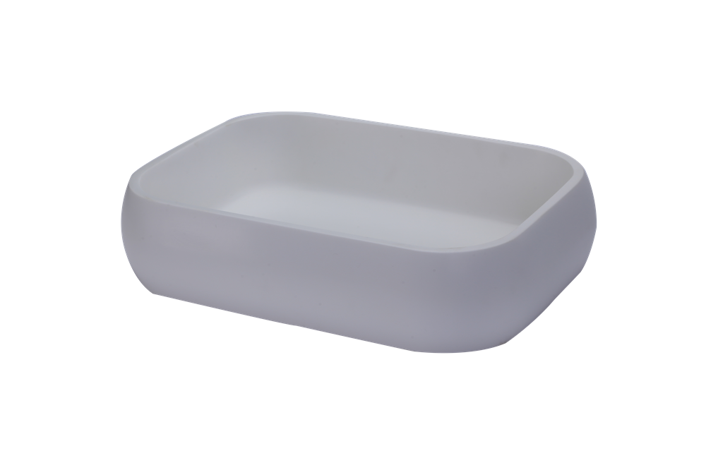 Lavatery Sink Top Vanity Small Trough Acrylic Art Washbasin