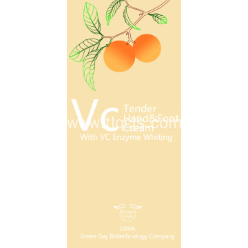 Best Quality for Nourish Enzyme Hand Skin Protection VC enzyme whitening moisturizing hand cream export to Virgin Islands (British) Importers