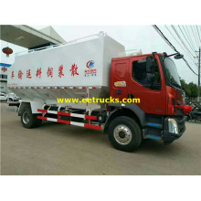 4x2 16m3 Bulk Powder Tanker Trucks