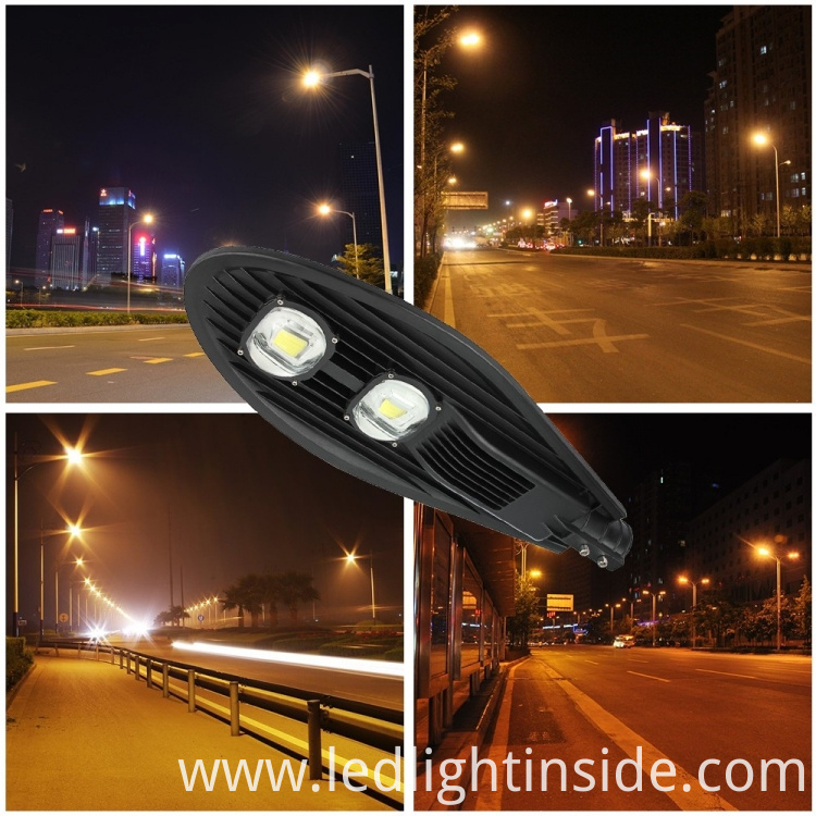 Aluminum LED Street Light