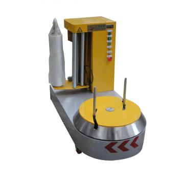 new products airport luggage wrapping machine