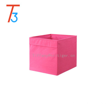 Non-Woven Foldable Storage Box Collapsible Basket Bin storage box