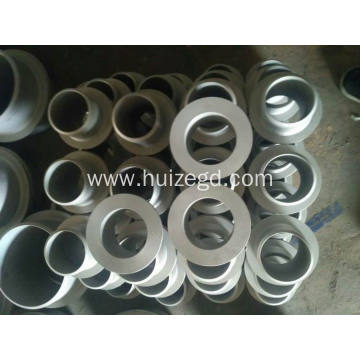 Stainless steel lap joint stud end