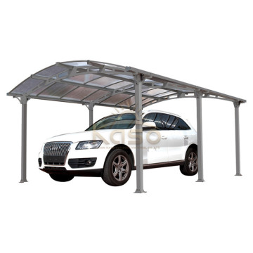 Roof Retractable Polycarbonate Carport Roofing Material
