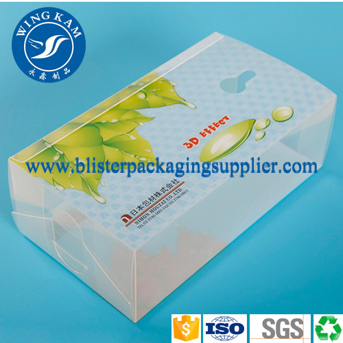 Plastic Packaging for DIY Fashionable Ornaments
