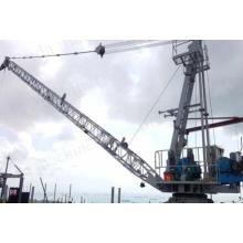 Roof crane derricking jib 6ton