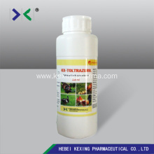 High Definition For for Toltrazuril Solution Animal Use Toltrazuril Solution export to Tuvalu Factories