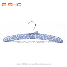 Factory directly sale for Satin Hangers BB08 Satin Padded Satin Coat Hanger for Women supply to United States Factories