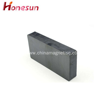 cheap price 6x4x1 inch ferrite block magnet