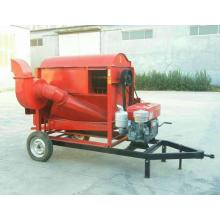 Customized for Grain Wheat Processing Plant Wheat Soybean Corn Maize Rice Shelling Threshing supply to Japan Importers