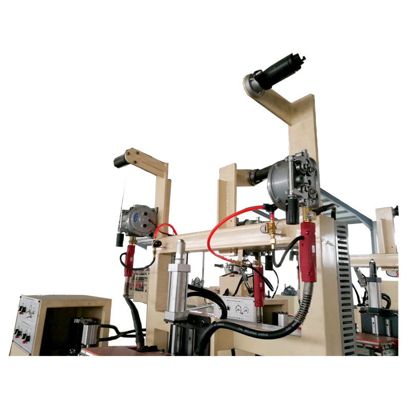 High power vertical automatic welding machine