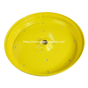 AA22780 John Deere gauge wheel half yellow fits MaxEmerge