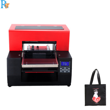 Industri Canvas Bag Flatbed Printer
