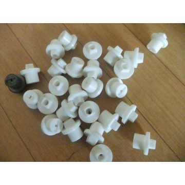alumina ceramic nozzle spare parts products  customized