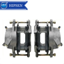 China Manufacturer for Front Wheel Brake Caliper GM Single Piston Calipers supply to Egypt Factories