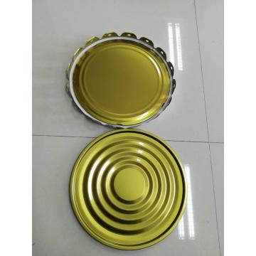 GOLD LACQUER TINPLATE FOR 20L CANS