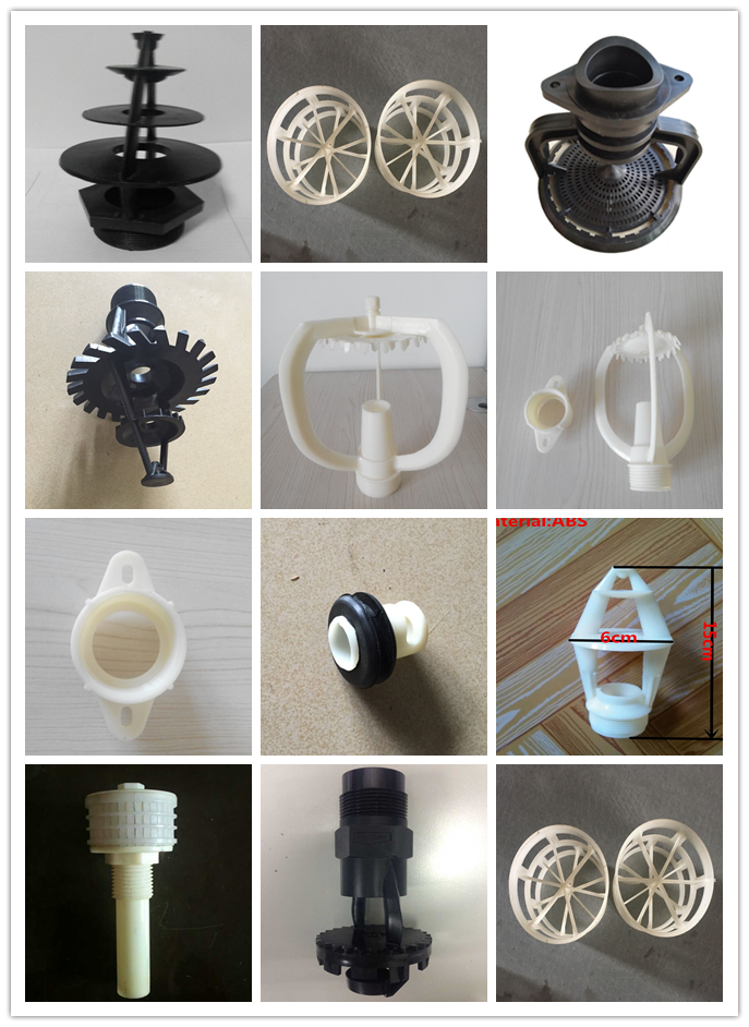 Industrial Cooling Tower Plastic Sprayer Head
