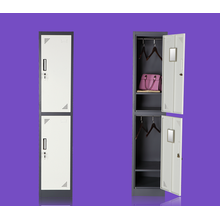 Gym Office Use Two Door Steel Locker