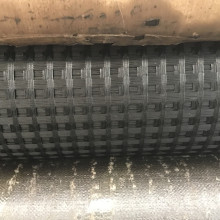 Soil Reinforcement Fiber Glass Biaxial Geogrid