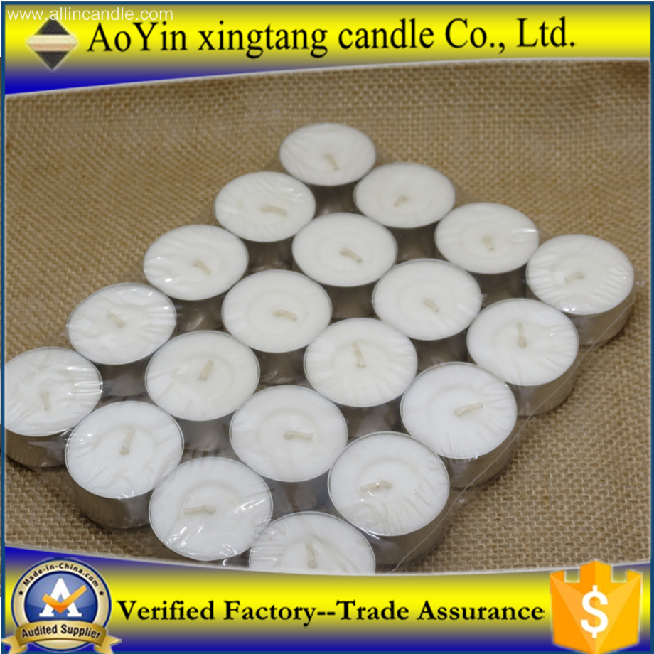 Wholesale Catholic Religious Paraffin Wax Tealight Candle