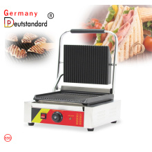 Elecrtic Panini grill countertop cooking equipment