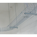Aluminium-Alloy Wire Mesh Cable Tray with customized sizes