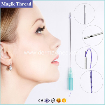 Newly Arrival for Medical Adhesive Hilos Tensores Best Face Lift Thread Lift for Sagging Jowls supply to Belgium Exporter