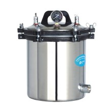Electric or LPG heated portable sterilizer autoclave