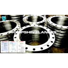 PN25 Slip On Flange Dimensions