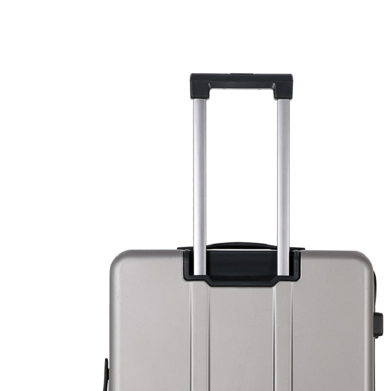 Fashion Business Trolley Abs Pc Suitcase Silent Caster Luggage