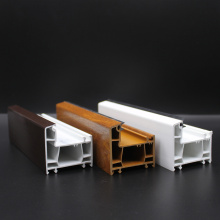 PVC Window Door Profiles With UV Protection