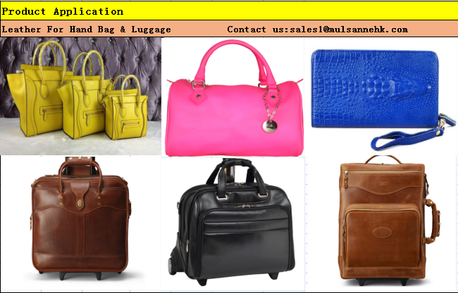 Various Color TPU Leather