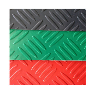 Anti-Slip durable coin pattern mat for floor covering