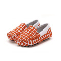 Multiple Colour Kids Lattice Popular Shoes