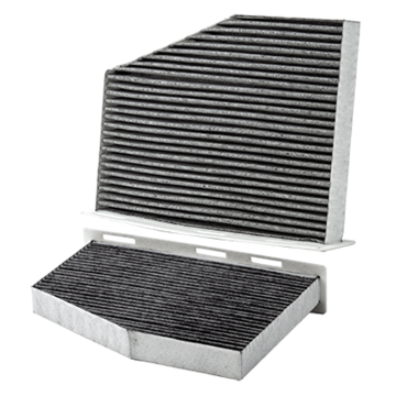 Fast Delivery for Car Activated Charcoal Cabin Air Filter Skoda Octavia Activated Charcoal Automotive Cabin Air Filter supply to Netherlands Importers
