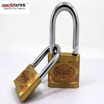 Factory Price for Square Thick Brass Padlock,Hammer Brass Padlock,Heavy Duty Solid Brass Padlock Wholesale Cast Globe Brass Padlock supply to Svalbard and Jan Mayen Islands Suppliers