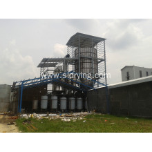 Fish Scale Protein Spray Dryer