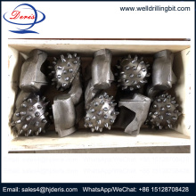 Leading for Replaceable Welding Type Cones Bit Drilling Rock Water Well HDD reamer bit cutters export to Uganda Factory
