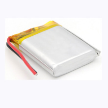 OEM for Customized Li-Po Battery 072337 Rechargeable Bluetooth Headset Li-Polymer Battery export to Netherlands Exporter