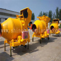 Portable Drum Concrete Mixer