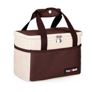 Custom-made lunchbox cooler bag