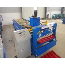 Trapezoidal Sheet Aluminum Roofing Roll Forming Machine