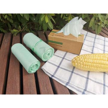 Compostable Ecoplastic Kitchen Food Rubbish Bags