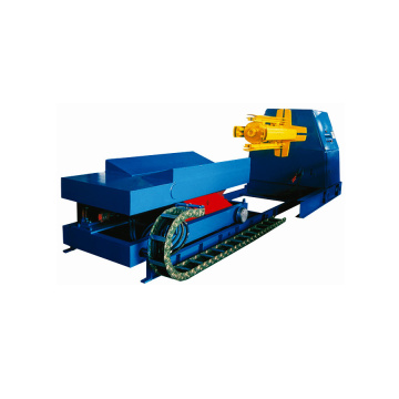 Hydraulic Roll Forming Machine Auto Decoiler