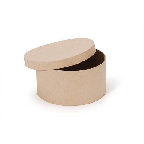 Round Gift Packaging Box with Inner Wall