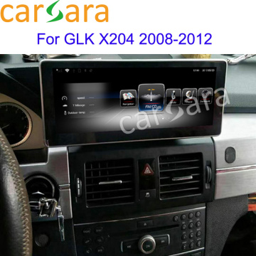 2+16g Headunit for Mercedes-Benz GLK X204