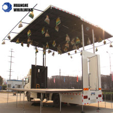 mobile stage vehicle for sale