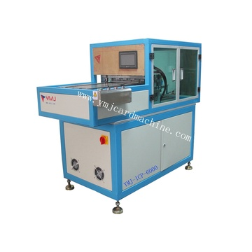 Manufacturer for Hole Punching Tool Full Auto Contactless Cards Hole Punching Machine supply to Syrian Arab Republic Wholesale